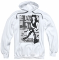 NCIS pull-over hoodie Relax adult white