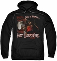 NCIS pull-over hoodie Thanks For Listening adult black