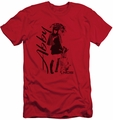 NCIS slim-fit t-shirt Sunny Day mens red