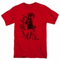 NCIS t-shirt Sunny Day mens red