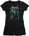 Nightwing juniors t-shirt A Legacy black