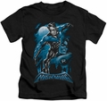 Nightwing kids t-shirt All Grown Up black