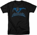 Nightwing t-shirt Wing Of The Night mens black