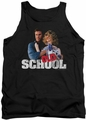 Old School tank top Frank And Friend mens black