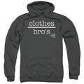One Tree Hill pull-over hoodie Clothes Over Bros 2 adult charcoal