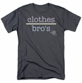 One Tree Hill t-shirt Clothes Over Bros 2 mens charcoal