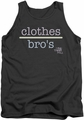 One Tree Hill tank top Clothes Over Bros 2 mens charcoal
