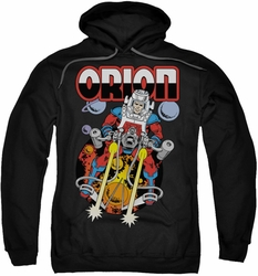 Orion pull-over hoodie DC Comics adult black