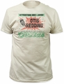 Otis Redding respect fitted jersey tee pre-order