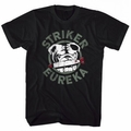 Pacific Rim Striker Eureka mens black t-shirt