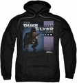 Parks & Rec pull-over hoodie Album Cover adult black