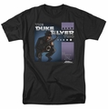 Parks & Rec t-shirt Album Cover mens black