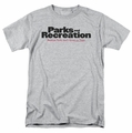 Parks & Rec t-shirt Logo mens heather