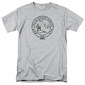 Parks & Rec t-shirt Pawnee Seal mens heather