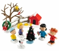 Peanuts Merriest Christmas Ever Department 56 village