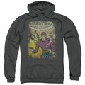 Phantom pull-over hoodie Blunt adult charcoal