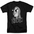 Phantom t-shirt Inked mens black
