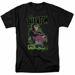Phantom t-shirt Jungle Protector mens black