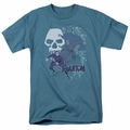 Phantom t-shirt Skulls mens slate