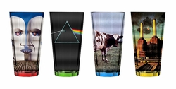 Pink Floyd 4 Pack Pint Set