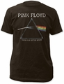 Pink Floyd Dark Side Of The Moon Distressed Fitted Jersey t-shirt pre-order