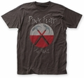 Pink Floyd Distressed Hammers fitted jersey tee coal mens pre-order