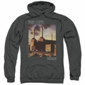 Pink Floyd pull-over hoodie Faded Animals adult Charcoal
