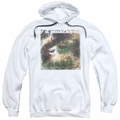 Pink Floyd pull-over hoodie Saucerful Of Secrets adult White