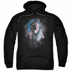 Pink Floyd Roger Waters pull-over hoodie Face Paint adult Black