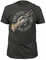 Pink Floyd t-shirt Wish You Were Here 75 Soft Fitted 30/1 mens charcoal pre-order