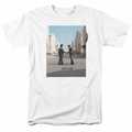Pink Floyd t-shirt Wish You Were Here mens White