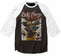Pink Floyd The Wall Vintage baseball jersey black/white mens pre-order
