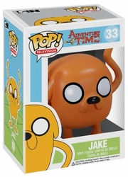 Pop Adventure Time Jake Vinyl Figure