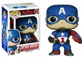 Pop Avengers Age of Ultron : Captain America Vinyl Figure