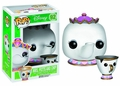 Pop Beauty And Beast Mrs Potts Vinyl Figure