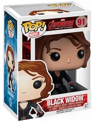 Pop! Black Widow vinyl Figure - Avengers Age of Ultron pre-order