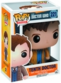 Pop Doctor Who 10Th Doctor Vinyl Figure