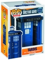 Pop Doctor Who Tardis 6-Inch Vinyl Figure