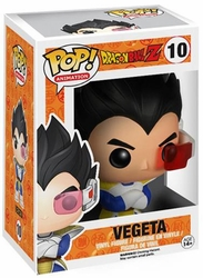 Pop DragonBall Z Vegeta Vinyl Figure pre-order