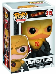 Pop Flash Reverse Flash Vinyl Figure pre-order