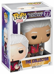Pop Guardians Of The Galaxy Collector Vinyl Figure