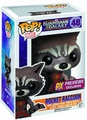 Pop Guardians Of The Galaxy Ravager Rocket Raccoon Px Vinyl Figure