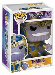 Pop Guardians Of The Galaxy Thanos 6-Inch Vinyl Figure