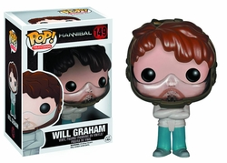 Pop Hannibal Will Graham Straitjacket Vinyl Figure pre-order