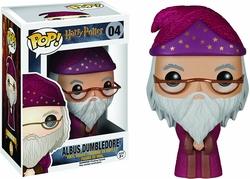 Pop Harry Potter Dumbledore Vinyl Figure