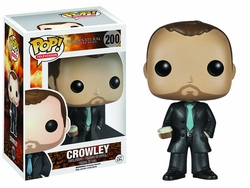 Pop Supernatural Crowley Vinyl Figure