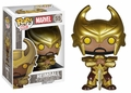 Pop Thor Heimdall With Helmet Vinyl Figure