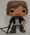 Pop Walking Dead Biker Daryl Px Vinyl Figure