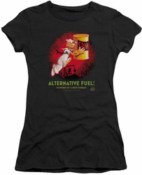 Popeye juniors t-shirt Alternative Fuel black