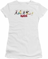 Popeye juniors t-shirt The Usual Suspects white